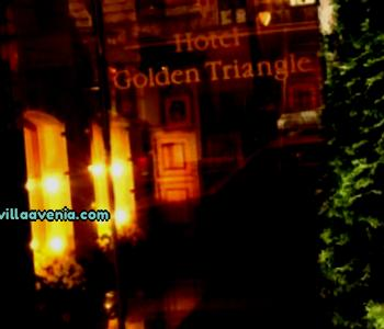 Turism Petersburg - Hotell (Hotel) Golden Triangle